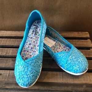 Other - Girls casual shoes slip on summer shoes